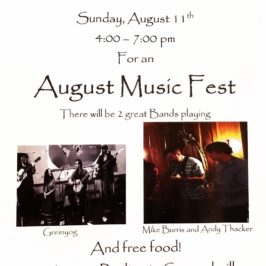 Music Fest at Greene Commons