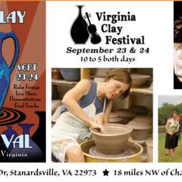 Virginia Clay Festival