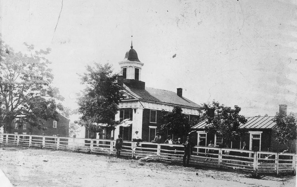 Vintage Stanardsville Court House