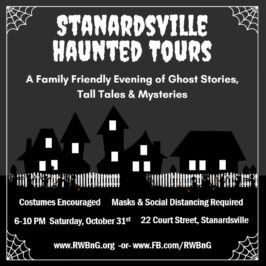 Halloween Haunted Tours